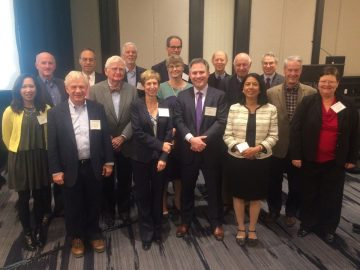 Past Presidents at the 2016 Annual Conference in Baltimore